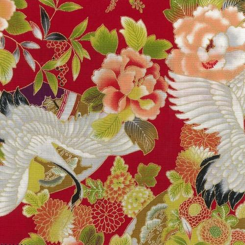 Tokiwa - Crane & Blossom Metallic