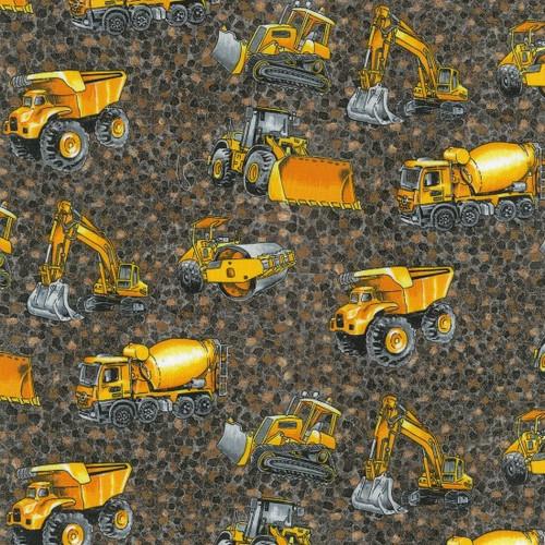 Trucks & Diggers
