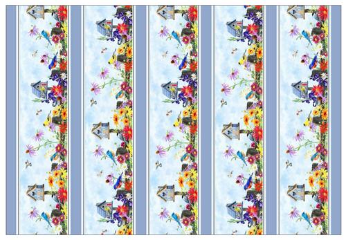Song Birds by Abraham Hunter - Digital