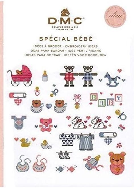 DMC Mini Cross Stitch Book