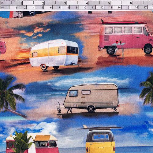 Retro Campers by Kennard & Kennard