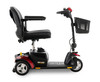 pride gogo 3 wheel with big batteries 18 ah