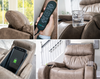 Atlas Plus Cup Holder, Wireless Cell Phone Charger!