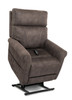 Urbana Lift Chair Lifted in Gunmetal