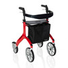 Let's Fly Rollator Red