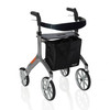 Let's Fly Rollator Grey