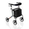 Let's Move Rollator  in Silver