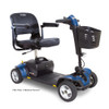 Pride  Go-Go Sport 4-Wheel Blue