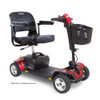 Pride  Go-Go Sport 4-Wheel Red