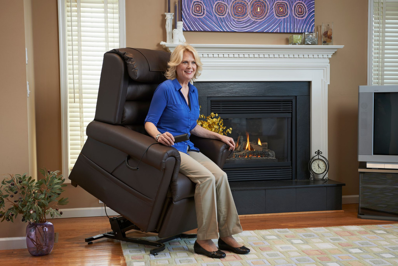 Lifted Relaxer Lift Chair