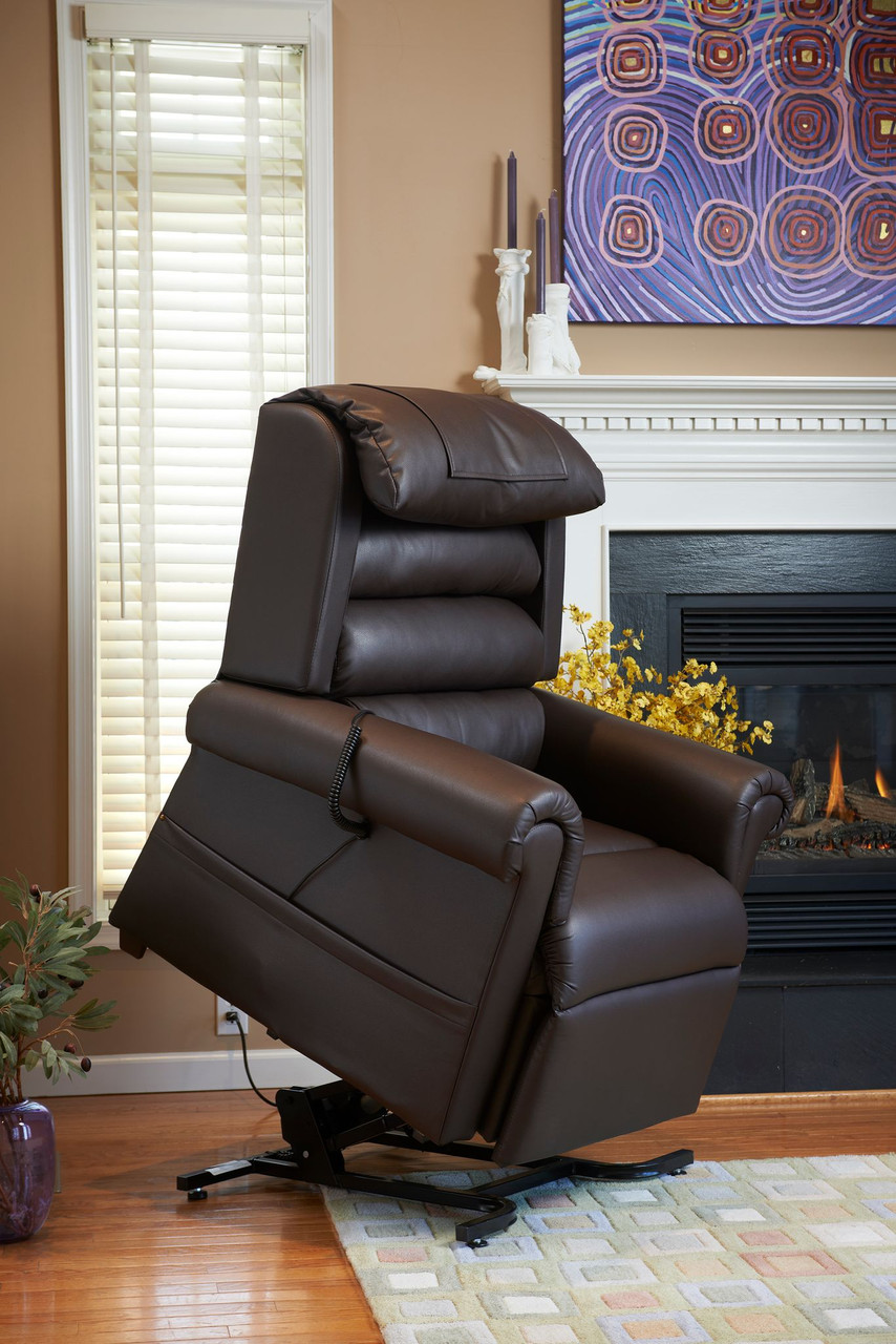 Relaxer Lift Chair Lifted