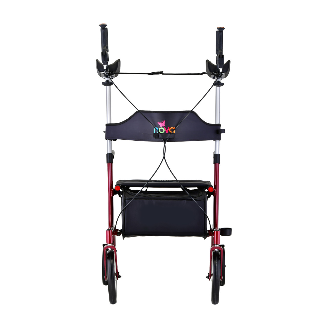 Phoenix Rise Up Rollator front view