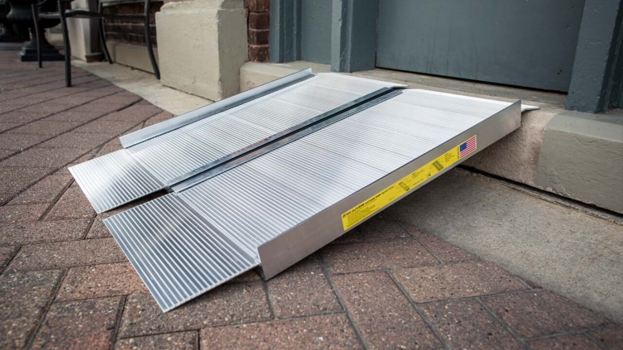 2 foot EZ-Access portable ramp