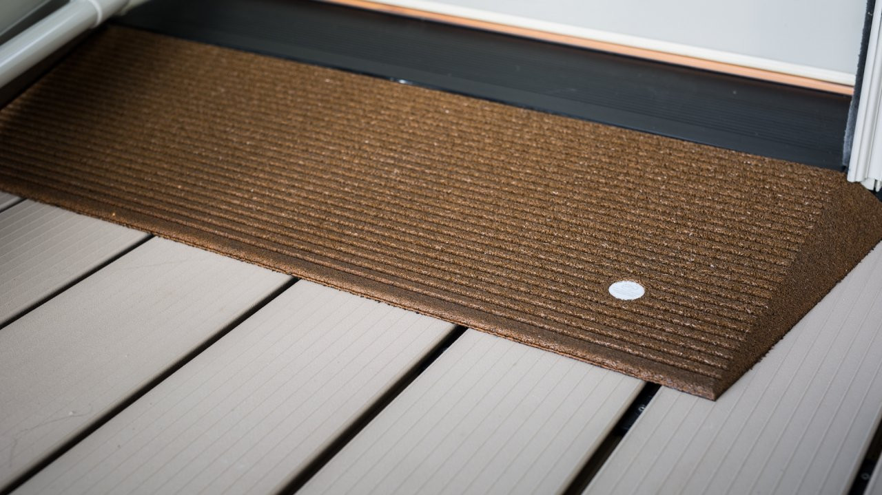EZ-Access Transitions Angled Entry Mat
