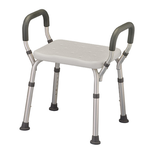 Bath bench with arms