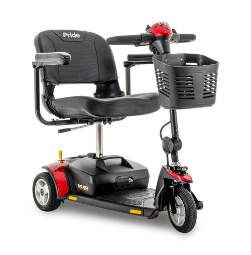 Portable lightweight scooter rental at great prices from cvi medical