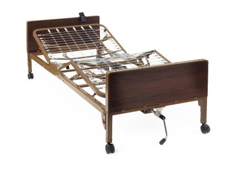 Medline Full Electric Hospital Bed Frame