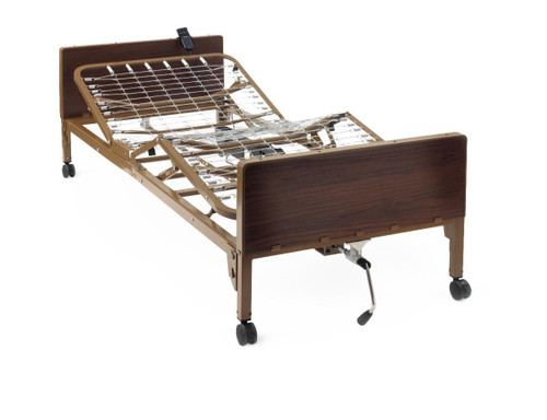 Medline Semi Electric Hospital Bed