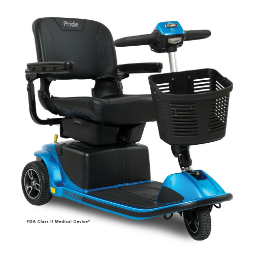 Revo 2.0 3-Wheel Scooter in True Blue