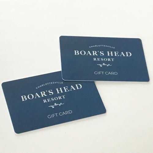 Boar's Head Gift Card