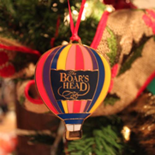 Boar's Head Balloon Ornament