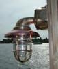 medium 90 degree passageway dock light