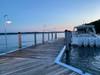 aluminum wharf pole nautical dock light
