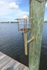 brass wall mount European nautical light
