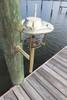 brass European nautical sconce dock light