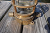 Straight Passageway Bronze Ship's Light