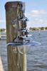 Chrome Nautical Marine Sconce light