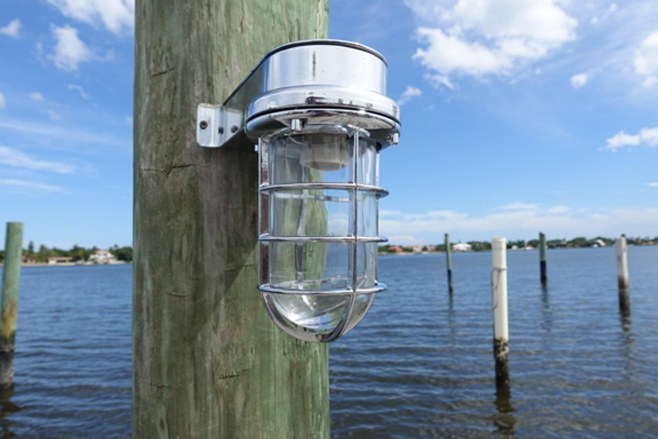 chrome dock light