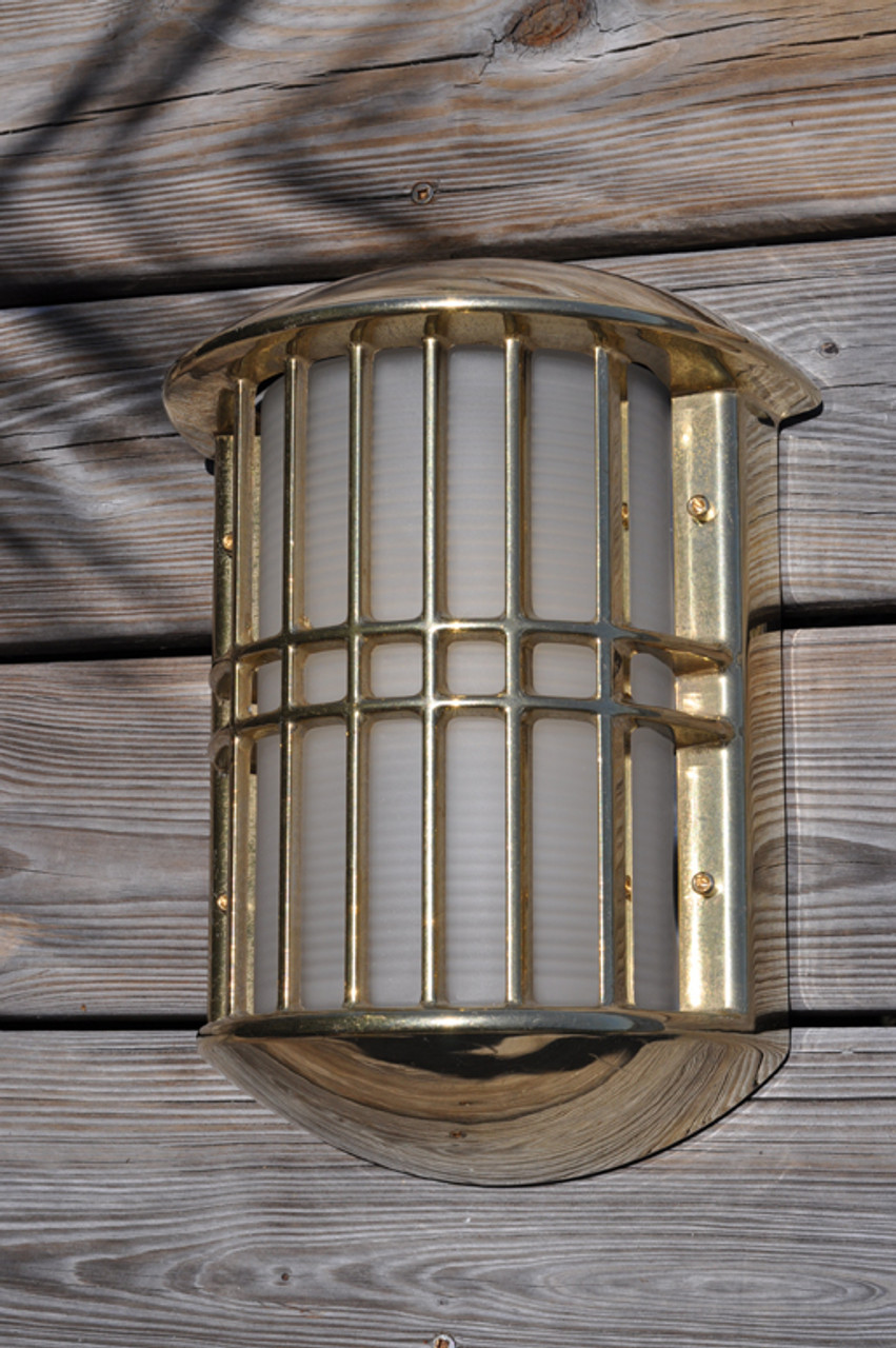 European Admiral nautical sconce