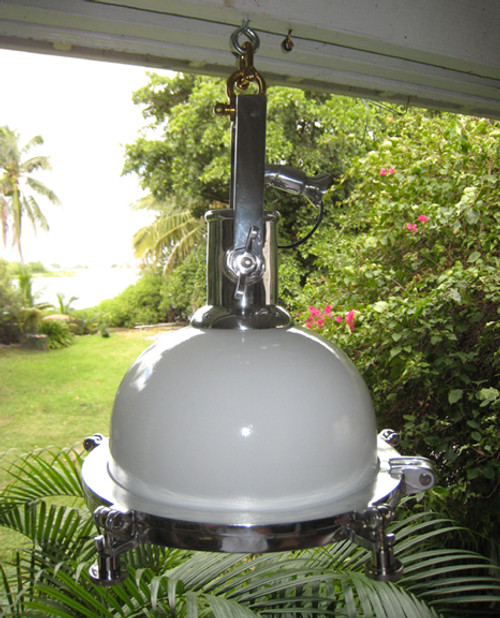 aluminum cargo nautical light