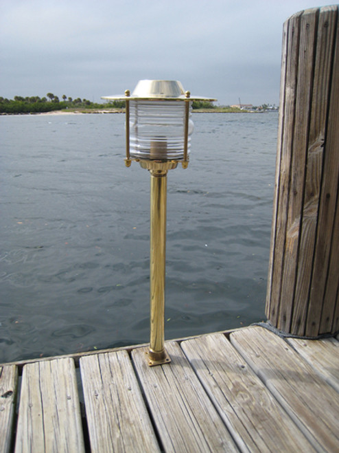 brass pathway marine light