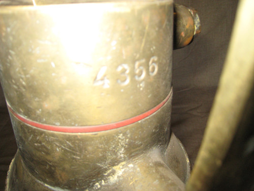 cargo ship light serial number