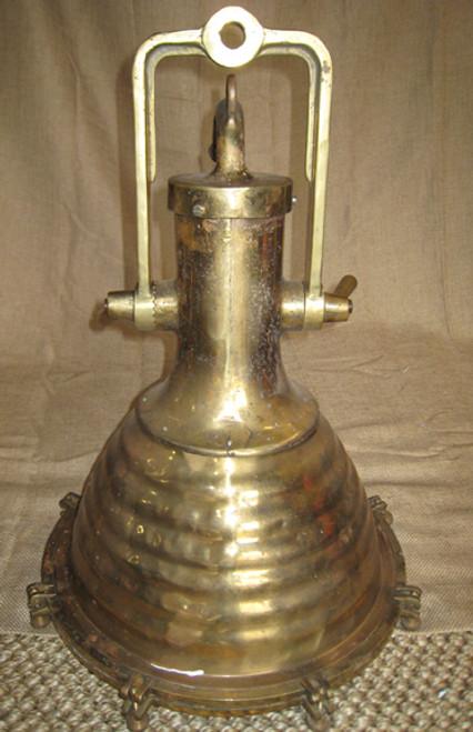 Cargo Brass nautical fox light