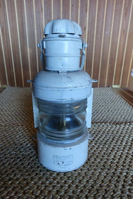 Vintage nautical old ships lantern
