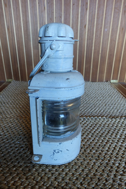 Vintage nautical ship light