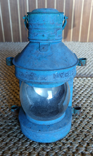small nautical lantern