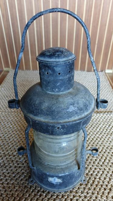 vintage nautical light