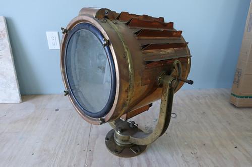 Brass Ship spotlight