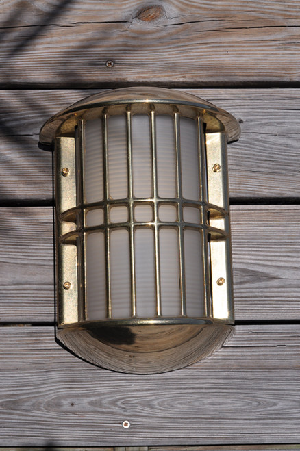 Admiral Brass Nautical light
