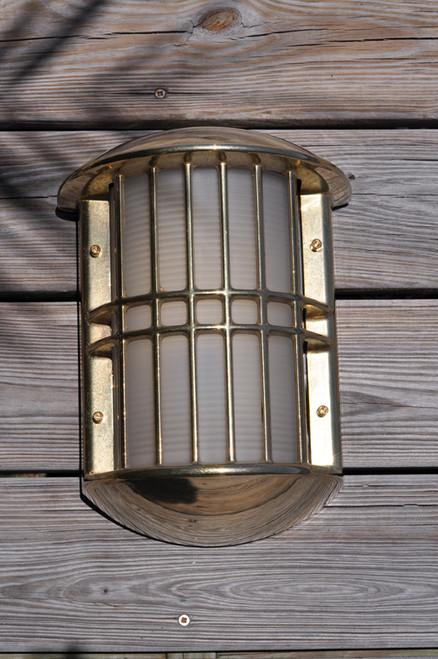 Admiral Brass Nautical light