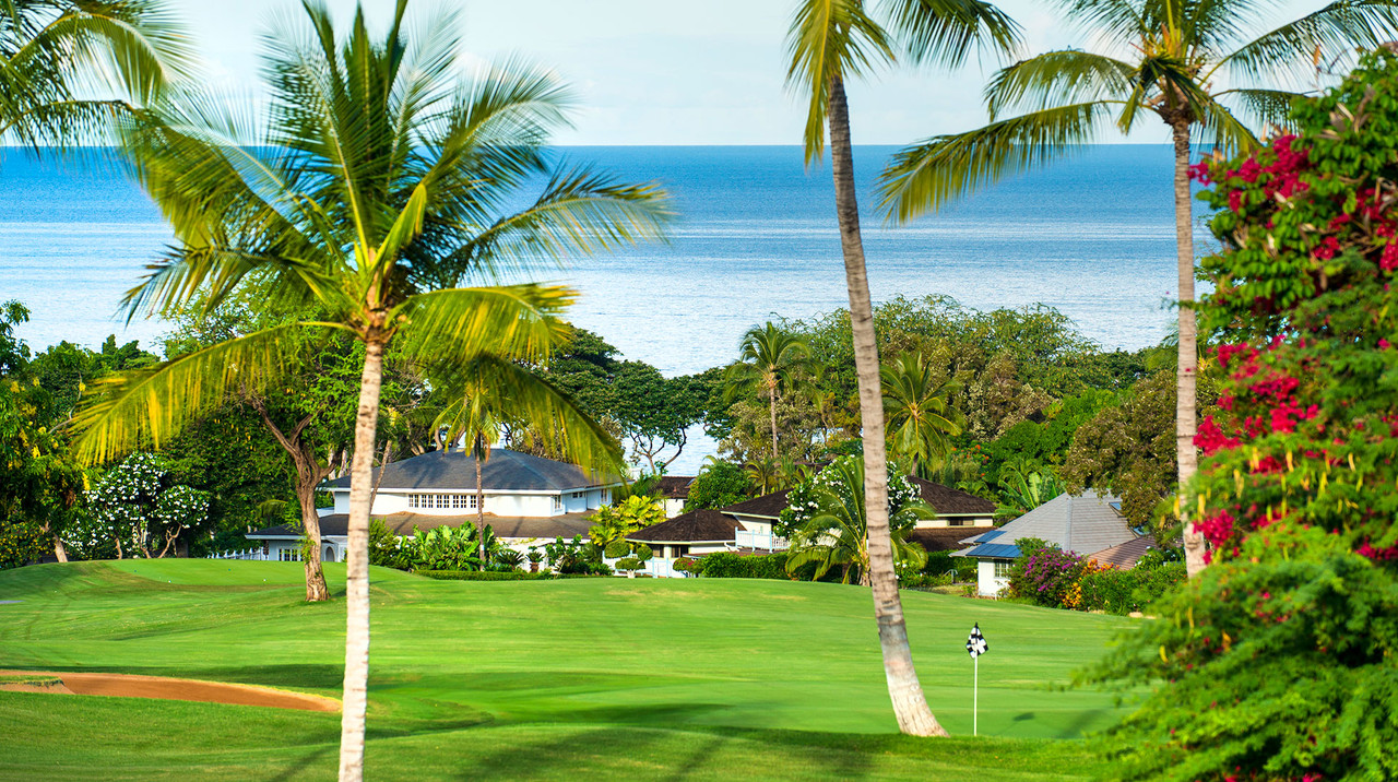Wailea Emerald Golf Course | Golf at Wailea is perfect with its sunny weather and calm conditions | BOOK N0W with the Maui Golf Shop.