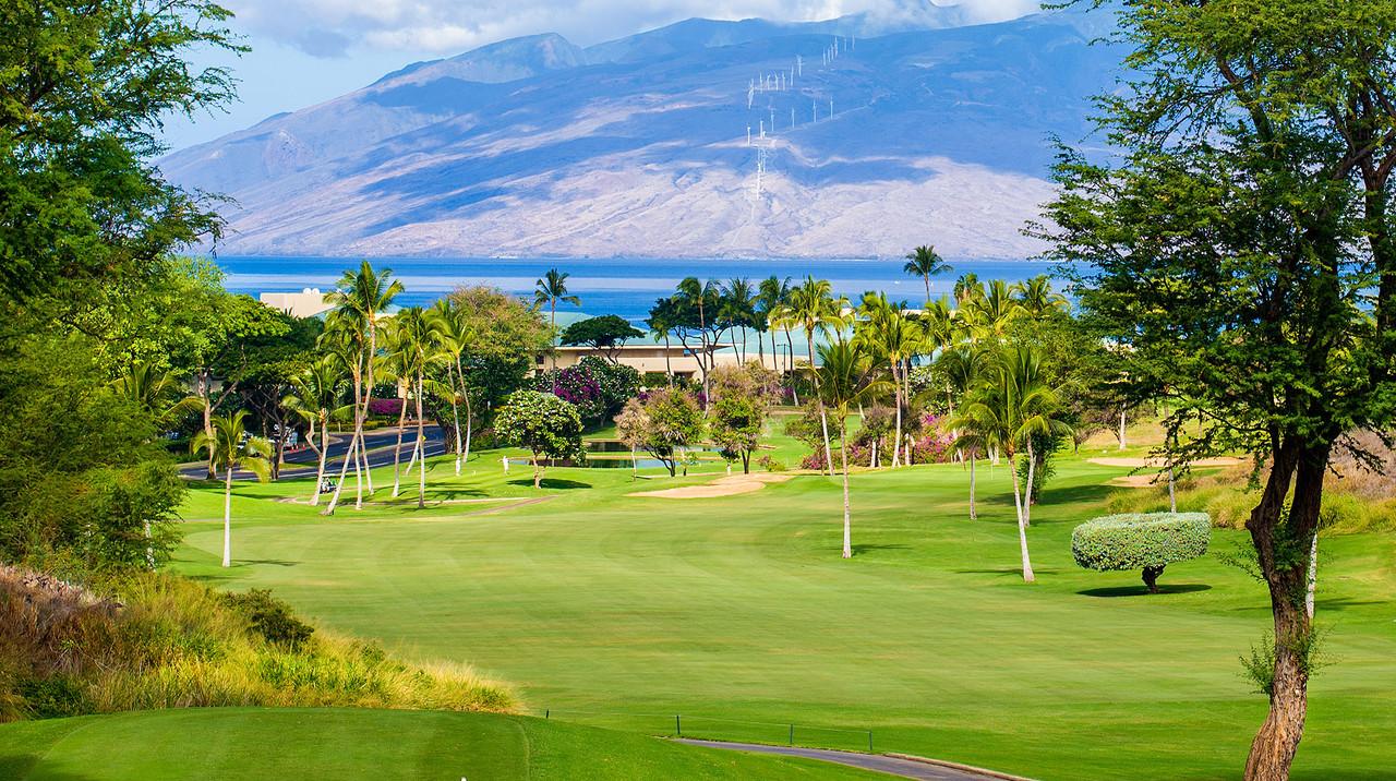 Wailea Blue Golf Course | Wailea Golf is the best Golf on Maui | BOOK now with the Maui Golf Shop.