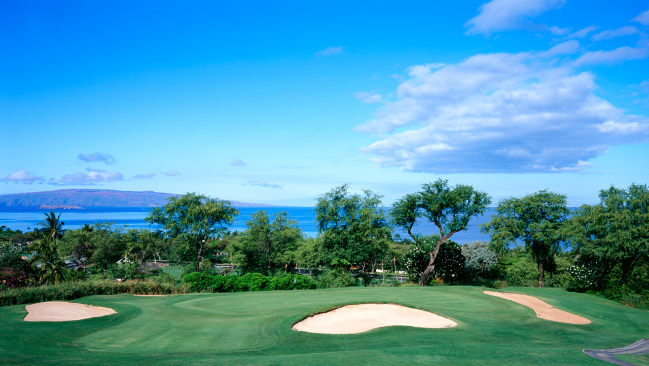 Wailea Blue Golf Course | Wailea Golf offers the quintessential resort Maui Golf  | SAVE with the Maui Golf Shop.