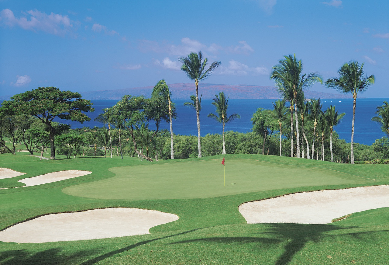 Wailea Gold Golf Course | Wailea Golf is considered the challenging brother to Wailea Emerald  | Golf on Maui and SAVE with the Maui Golf Shop.