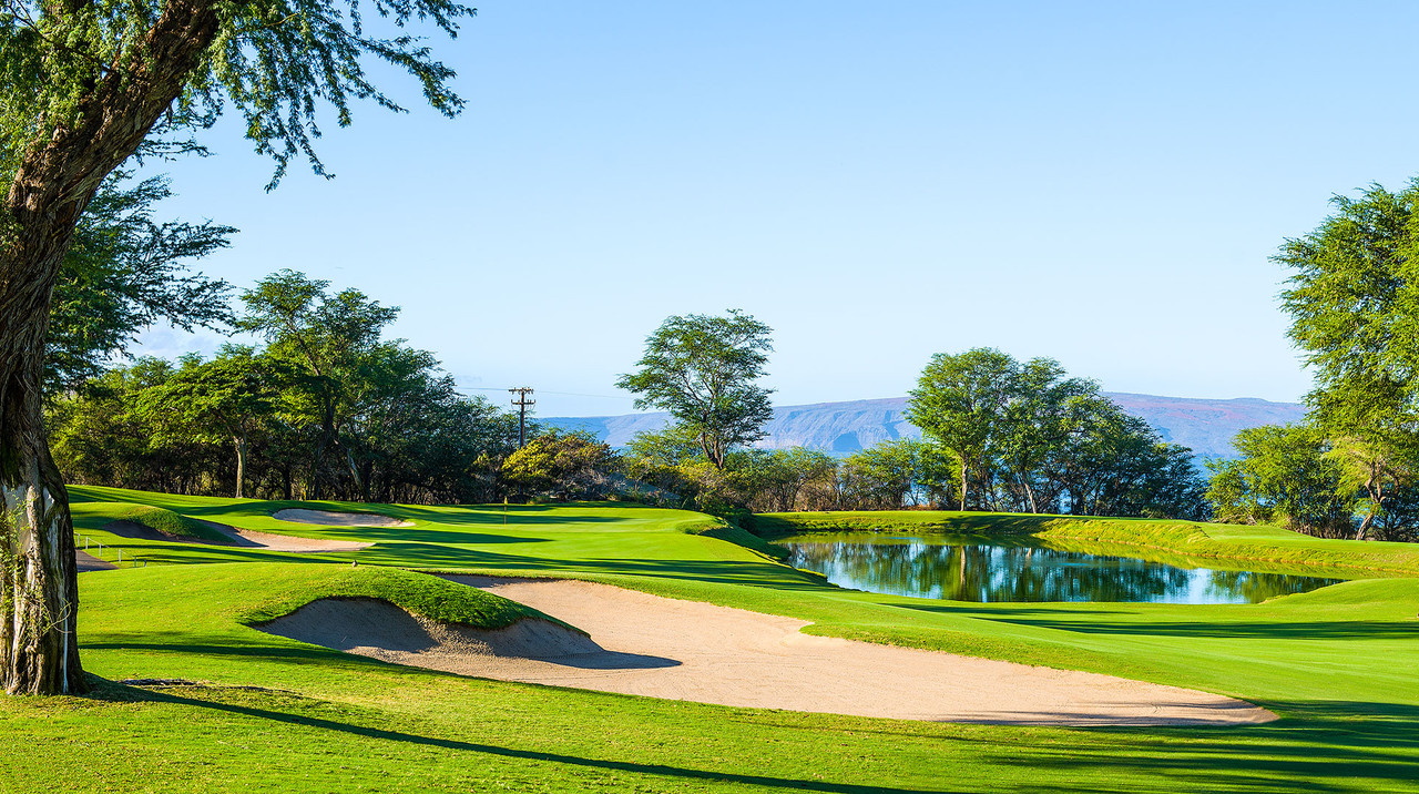 Wailea Gold Golf Course | Wailea Gold is located in Wailea with sunny and calm weather for an enjoyable round of golf | Golf on Maui and SAVE with the Maui Golf Shop.