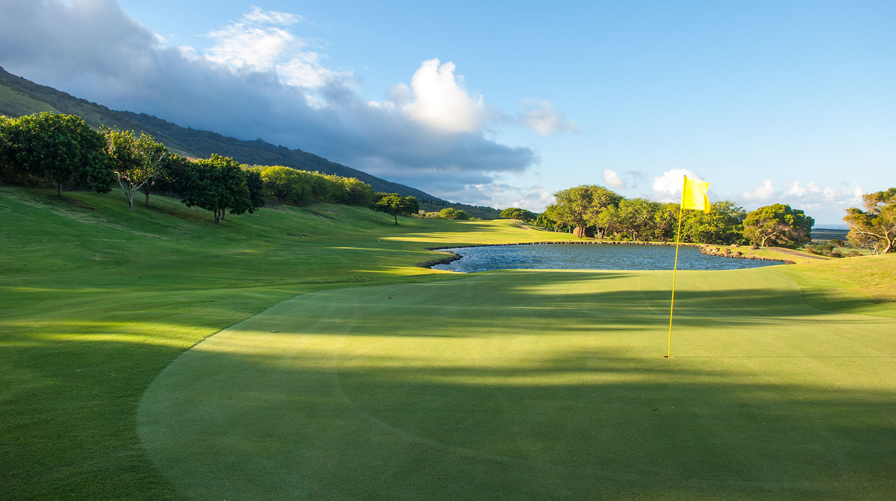 Kahili Golf Course | Tucked into the slopes of the West Maui Mountains Kahili offers awesome views of Haleakala  | BOOK TODAY  with the Maui Golf Shop